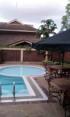 Exclusive and elegance fully furnished three bedroom apartment to let. Lavington - image 2