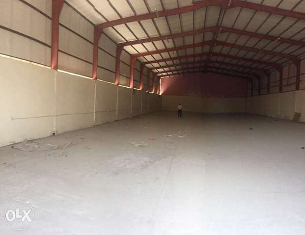 Store Garages for Rent in Industrial area St 45