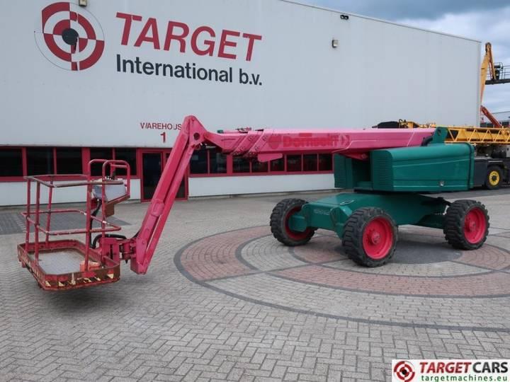 HAB T16JD Diesel Telescopic 4x4 Boom Work Lift 1600cm - 2012