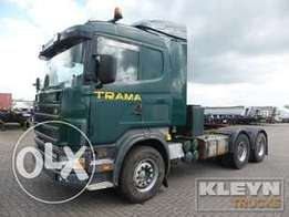 Scania R144.460 - To be Imported