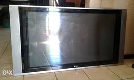LG big screen tv