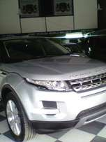 Range Rover Evoque s4 not used 2014 model