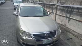 Perfectly used volkswagen passat 06 buy n travel tincan cleared