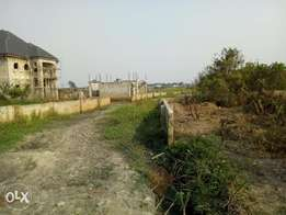 Land for sale at obiri ikwerre(new airport road)