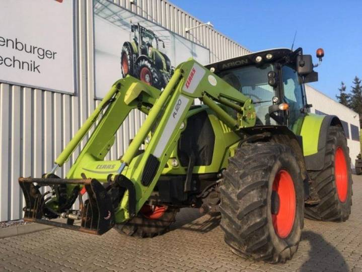 Claas arion 650 cmatic - 2015 - image 12