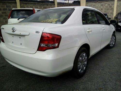 2010 Toyota Axio KCJ 1500cc auto Very clean like new Kilimani - image 3
