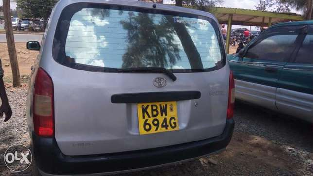 Quick sale! Toyota Probox KBW available at 430k asking price! Nairobi CBD - image 2