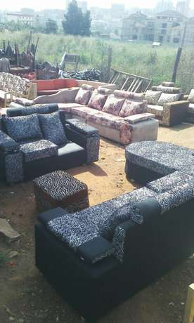 Sofa beds ,five seat and more on sell Kampala - image 1