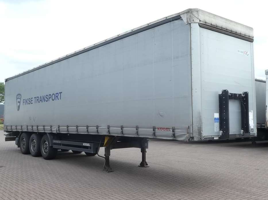 Kogel cargo maxx bpw disc nl apk 6 19 2012 usato in vendita tradus