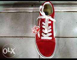 Vans off the Wons(Red)