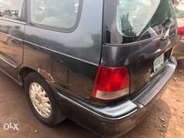 Cheap neat nigeria registered honda shuttle