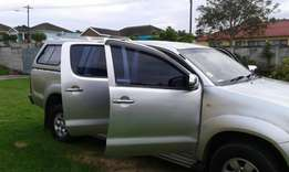 I'm selling my Toyota Hilux