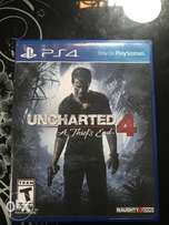 Uncharted 4; A Thief's End PS4