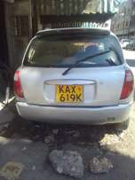 Very well conditioned used Toyota Duet for sale at Mombasa Island