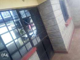 One bedroom house for rent in Lower Kabete at Kshs 10,000