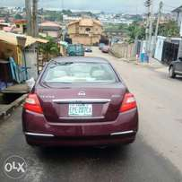 A Supreme clean Nigerian used 2008 Nissan Teana for sale