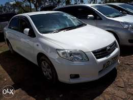 Toyota Axio Manual 2008 only 770k