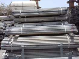 Scaffolding Materials USED and new and DOKA Timber beams USED for sa