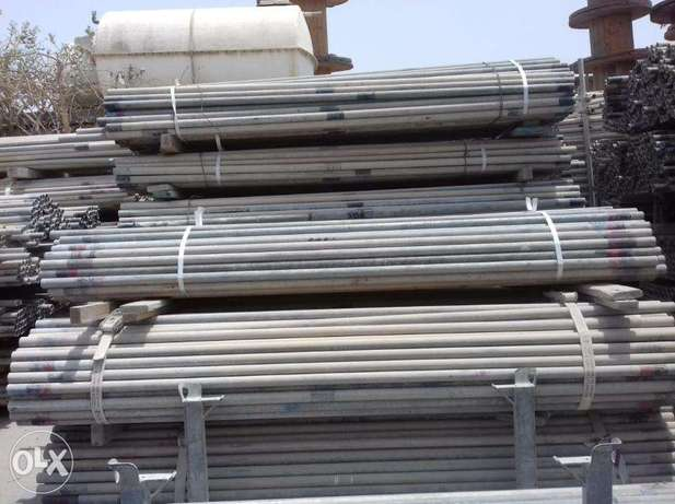 Scaffolding Materials for sale