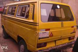 Volkswagen Bus with Toyota Tarcel Engine for N395k.