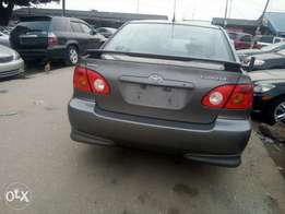 New Toks 2004 Toyota Corolla Sports N1.750m..Cabana Autos