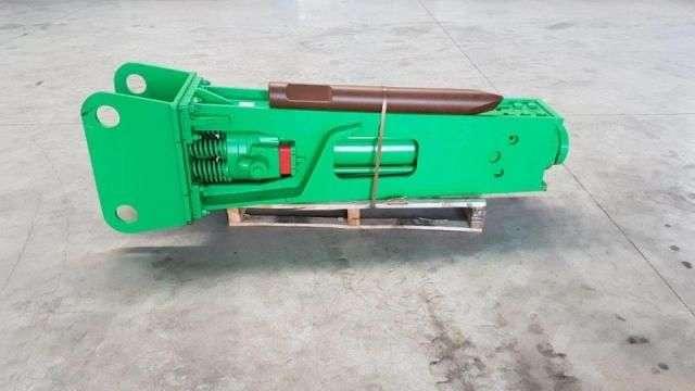 Hammer Montabert Brh 501 Hydraulic Breaker - 2015