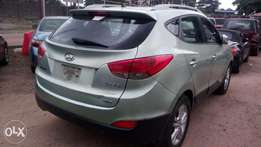 Registered hyundai ix35