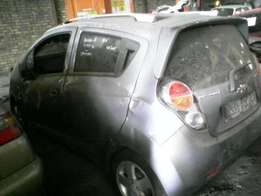 Chev Spark 1.2Lt 2012 breaking for parts!
