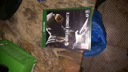 Mortal Kombat X for xbox1