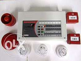 Fire safety and security Equipment maintenance