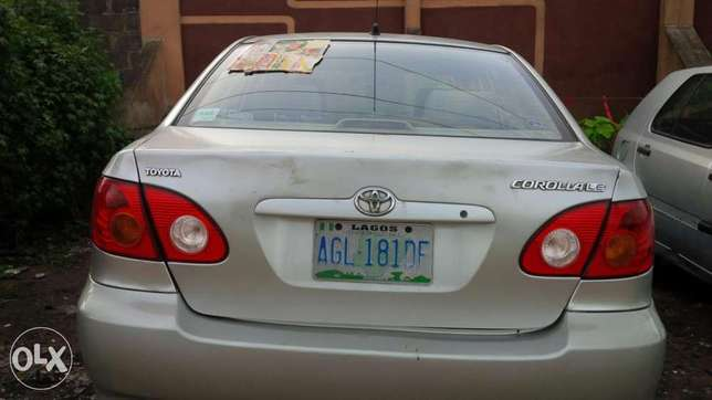 2004 toyota corolla for sale cheap Alimosho - image 1