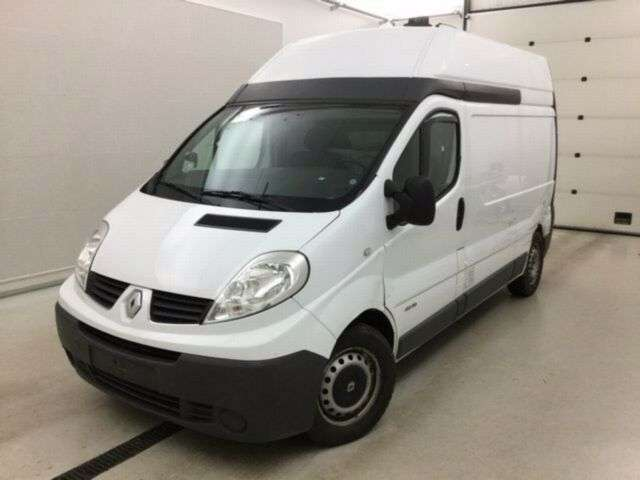 Renault Trafic 2.0 Dci 115 L2h1 - 2008