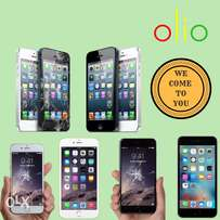 Apple iPhone and iPad Screen replacement and repairs service