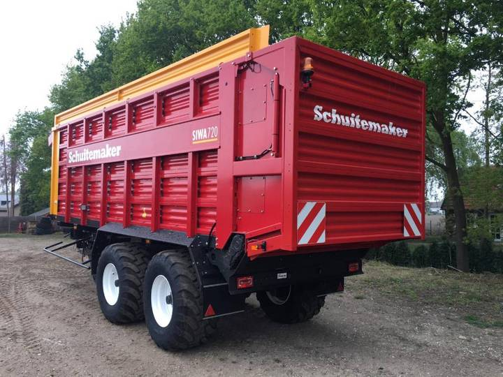 Schuitemaker Siwa 720