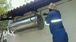 H Geyser installation and repairs 24/7