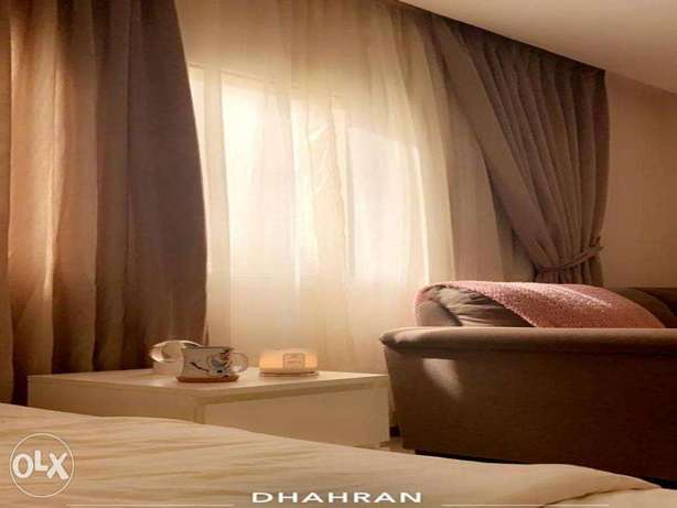 Full building in Luxury compound in Dammam for rent