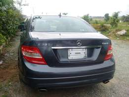 2008 Mercedes-Benz C300 4Matic Tokunbo Panoramic.
