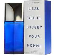 Issey Miyake L'Bleue D'issey Pour Homme EDT 125ml For Men