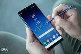 samsung note 8 brand New and new