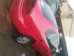 registerd Toyota corolla for sale