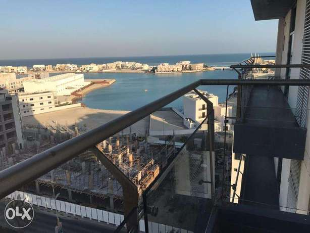Beautiful 1 Bedroom in Amwaj / Balcony