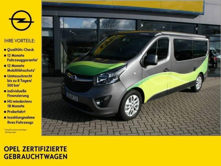 Opel Vivaro 1.6 D (CDTI) L2H1 S&S - 2018