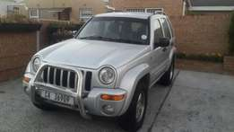 2002 Jeep Cherokee SUV Limited.