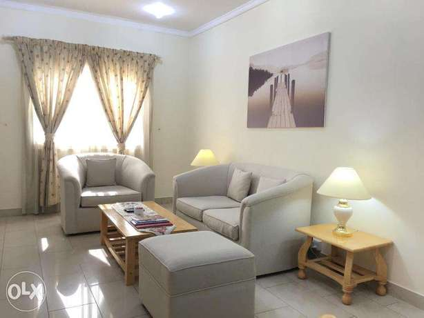 2 Bedrooms Fully Furnished Beach Side Apartment
