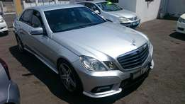 2011 Mercedes Benz E200 CGI AMG Pack