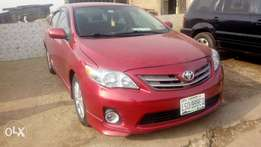 Corolla Sport 2011 Used First Body