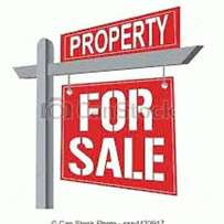 PLOT IN KUJE FOR SALE : AA4 Extension lay out plot no 871,Size 1176 S