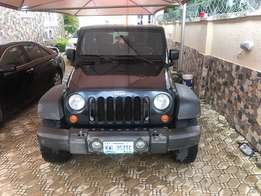 Exquisite Jeep Wrangler-X (2008)