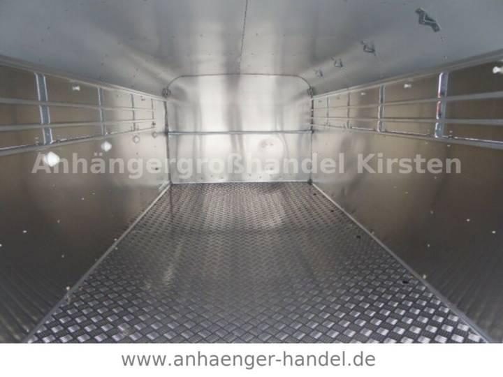 Ifor Williams TA 5 Schafe Kälber 250x155x115cm 2,7t - 2019