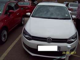 2012 Volkswagen Polo 1.6 Comfortline Manual